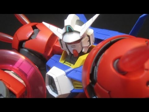 MG Age-1 Titus (Part 5: Verdict) Gundam Age gunpla 1/100 model review
