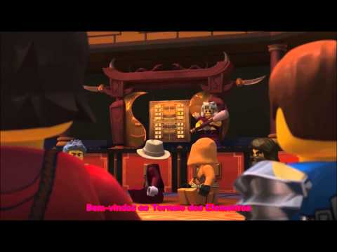 LEGO Ninjago - The Tournament of Elements - Offical 2015 Trailer HD