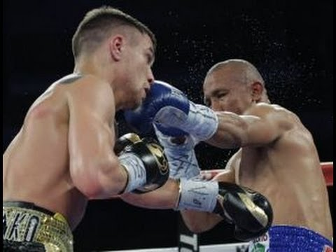 Orlando Salido vs. Vasyl Lomachenko''Salido Wins By Split Decision!''