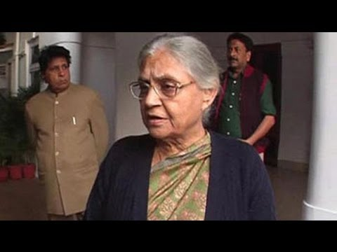 Arvind Kejriwal's 'self-certificate of honesty' is gone: Sheila Dikshit