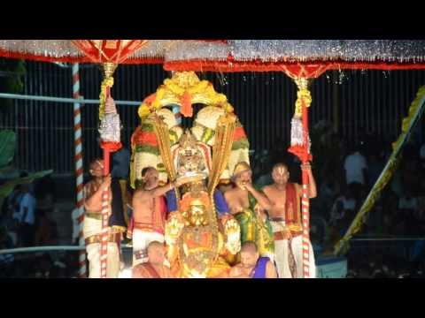Garuda Seva - Sri Vari Brahmotsavams 2013 - Tirumala