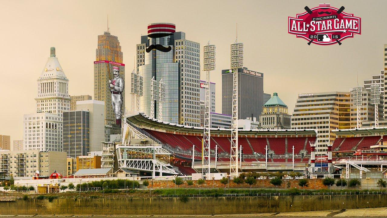 Cincinnati and the All Stars Game 07/05/2015