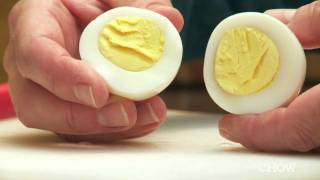 How To Make The Perfect Hard Boiled Egg CHOW Tip