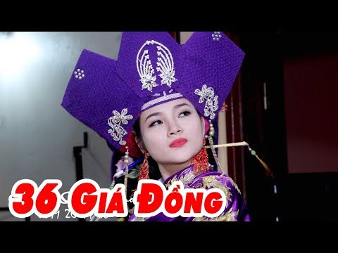 Hầu Đồng 36 Giá Đẹp Nhất 2017 Live 24/7 | Những Vấn Hầu Hay Nhất 2017