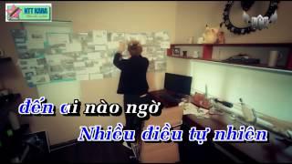 [Karaoke] Điều Tự Nhiên - Lâm Chấn Khang (full beat)