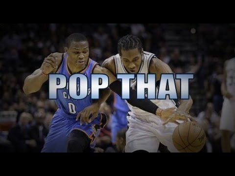 NBA Playoffs 2014 Round THREE - Pop That
