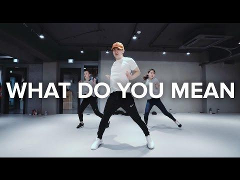 What Do You Mean? - Justin Bieber / Eunho Kim Choreography