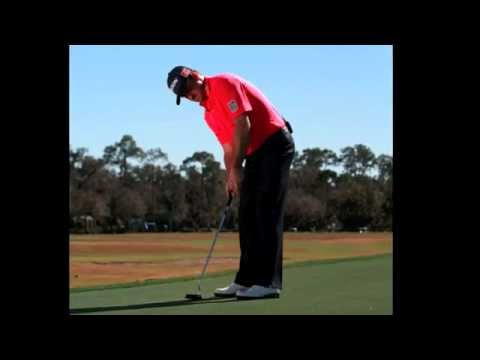 Graeme McDowell explains counterbalanced putters