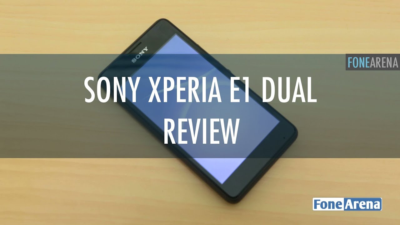 Birds Star sony xperia e1 dual review youtube doing wrong