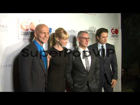 Adam Shankman, Beth Behrs at 6th Annual Go Go Gala in Pac...