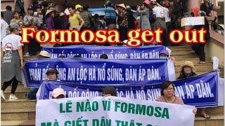 Sẽ có bạo loạn xảy ra nếu Chính phủ nhất quyết không chịu đuổi Formosa [108Tv]