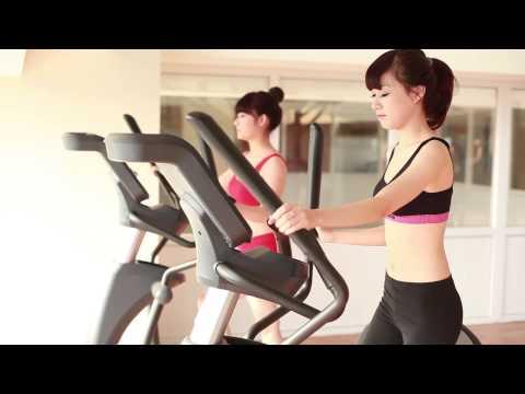 Giới thiệu tập Gym, Fitness Cùng hot boy - Girl - Vsk club