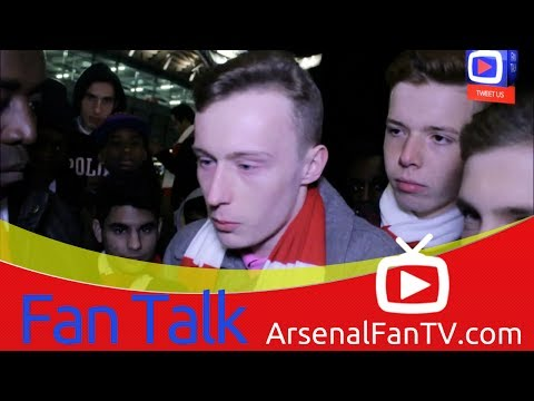 Arsenal FC 0 Chelsea 2 - We Should Have Played Our Strongest Team - FanTalk - ArsenalFanTV.com