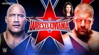 Wrestlemania 32 Match Card Predictions