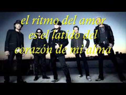 Rhythm of love subtitulado en español