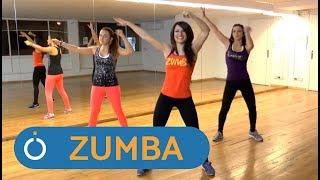 Clase de Zumba para bajar de peso