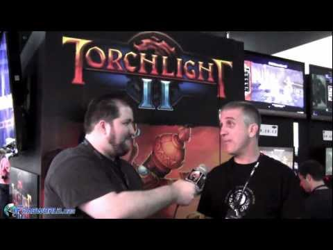 Fragworld Torchlight II Interview with Runic CEO about release, mod tools, endgame and more