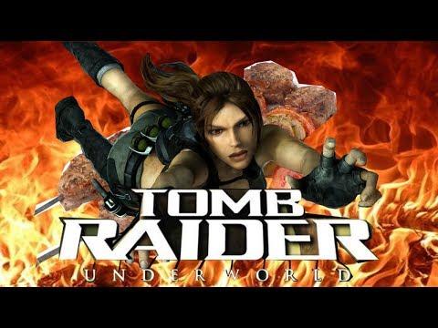 Churrasquinho de Lara Croft-Tomb Rider Unde#1