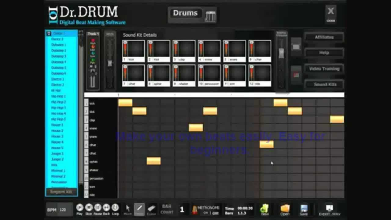 Create your own freestyle beats for free decolsong for Create beats online free