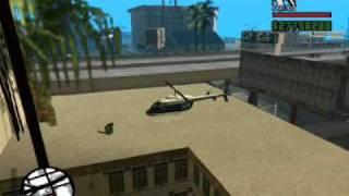 Gta San Andreas Como Encontrar El Helicptero De Policia