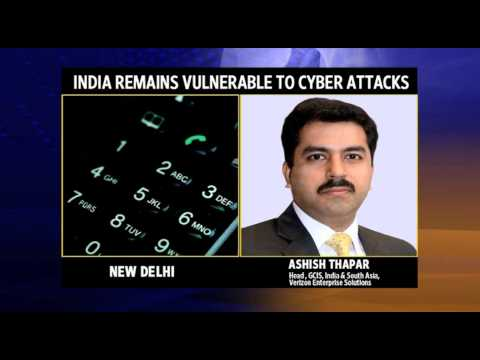 India remains vulnerable to cyber attacks