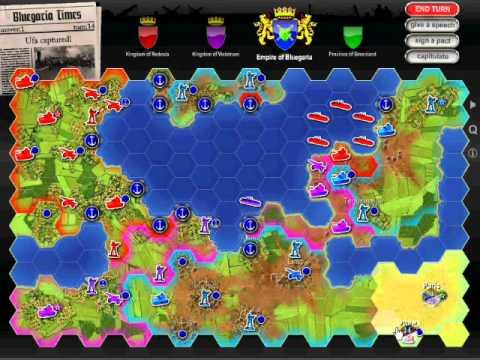 hex empire maps