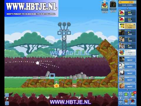 Angry Birds Friends Tournament Level 1 Week 92 (tournament 1) no power-ups