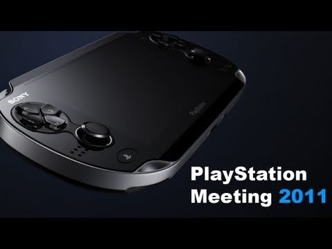 PlayStation Meeting 2011: NGP and PlayStation Suite - 5/6