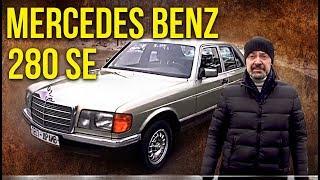 Mercedes Benz 280 SE W126 | Мерседес Бенц 280 CE | История Мерседес Иван Зенкевич Про Автомобили Иван Зенкевич