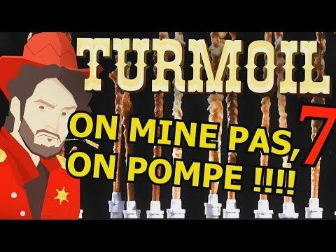 ON POMPE POUR SE DETENDRE !!! -Turmoil : The Heat Is On- Ep.7 avec Bob Lennon