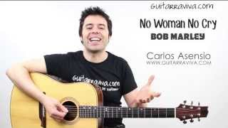 "Guitarra : Como tocar ""No Woman no cry"""