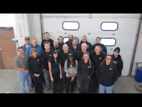 2013 Gold Pan Finalist - Able Body Shop