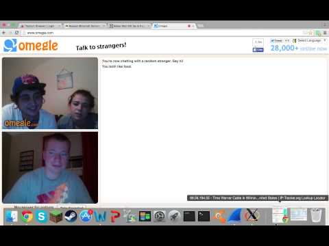 how to get unbanned from omegle video