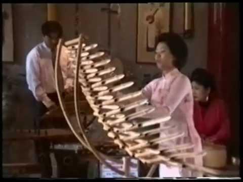 Performance of Vietnamese music, Huế, Vietnam