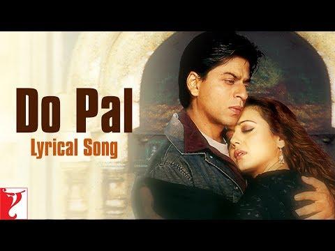 "Lyrical: ""Do Pal"" - Full Song with Lyrics - Veer-Zaara ..."