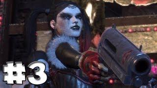 BATMAN Arkham City Harley Quinn's Revenge Gameplay