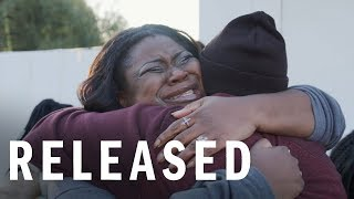 Sam's Reunion with His Family After 26 Years in Prison Provokes Tears of Joy | Released | OWN