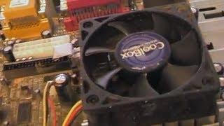 Limpieza y mantenimiento de PC