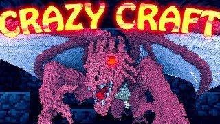 Minecraft CrazyCraft OreSpawn Modded Survival Ep 13