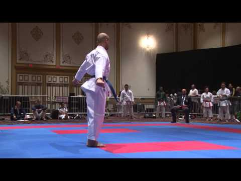 2014 US Open Elite Men Kata 2