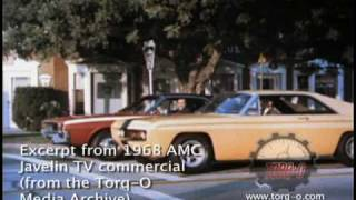 Excerpt From 1968 Javelin TV Commercial.mov