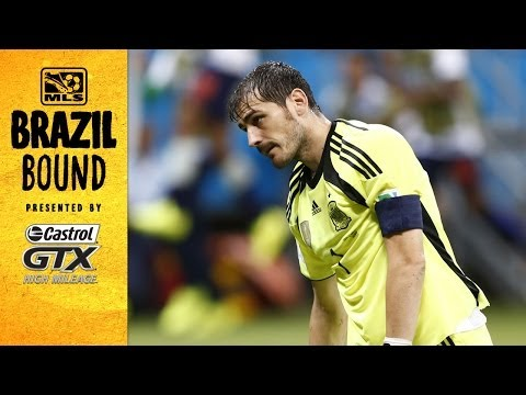 Was Netherlands loss Iker Casillas' final ever World Cup match? | Brazil Bound
