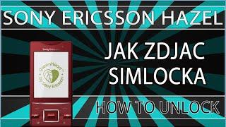Jak Zdjąć Simlocka Sony Ericsson J20i