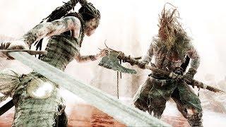 Hellblade: Senua's Sacrifice - VR Bejelentés