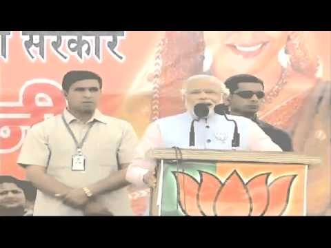 Live: Narendra Modi Rally for Hema Malini in Mathura, Uttar Pradesh