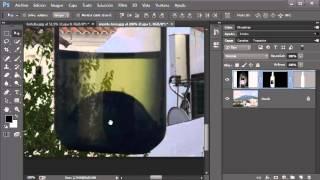 Corrección de lente Tutorial  Photoshop CC
