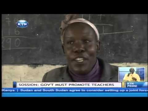 We won't back down,says teachers'union as they defer strike action