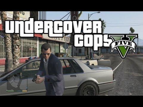 GTA 5 Undercover Cops 2 - HOBO HOUSE?! (GTA V),