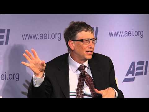 Bill Gates: Don't tax my income, tax my consumption