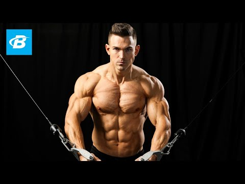 Muscle-Building Chest Workout | Kris Gethin
